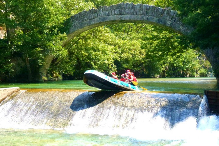 Greece, adventures, rafting, authentic, adventure holidays